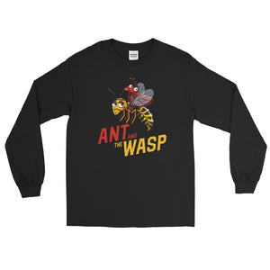 Ant-Man and the Wasp, Marvel, Unisex Long Sleeve T-Shirt