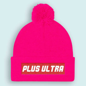 Pom Pom Knit Cap, Plus Ultra, My Hero Academia