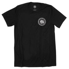 REDY SET THE LABEL TEE (BLACK)