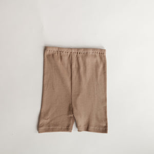 Bike Shorts - Cappuccino