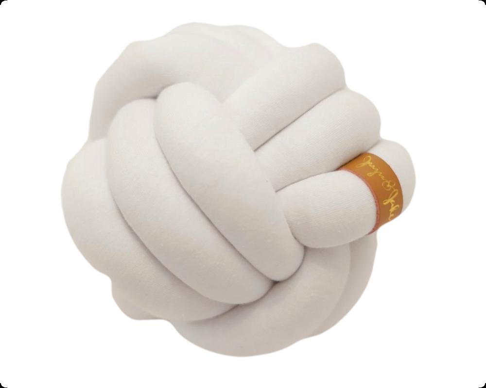 Copy of Knot Pillow - Mini White
