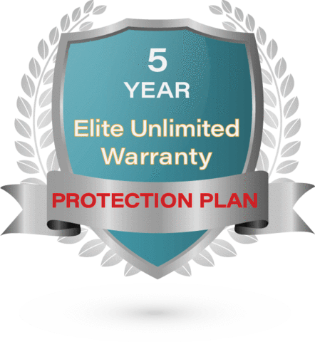 5 Year Elite Warranty Protection Plan