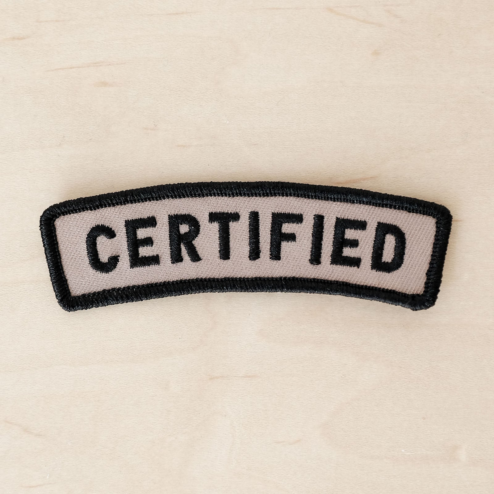 Certified Patch