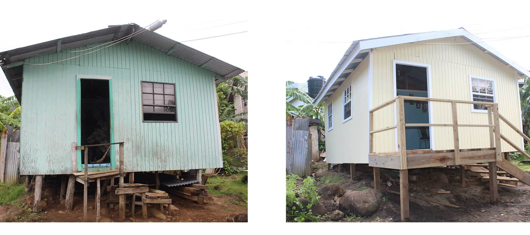 Vision Express Renovates Home For Elderly Fond Assau Man