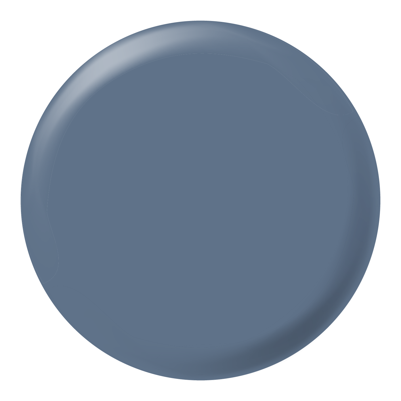 Blue Depths 0626 available at Harris Paints and BH Paints in the Caribbean.