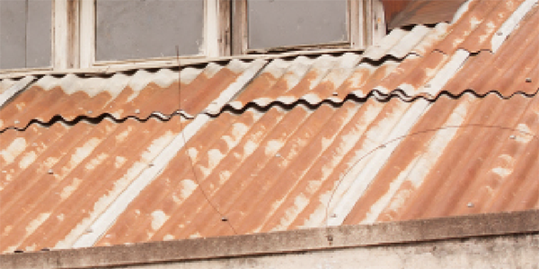Leaky Roofs (Galvanized Sheet Roofs)