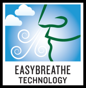 Harris Paints products have exclusive easy breathe technology.