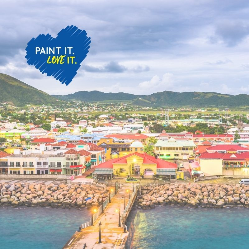 browse current promotions in st.vincent & grenada at Harris Paints