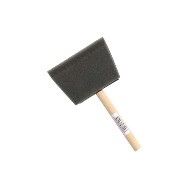 High Density Foam Brush, available at Harris Paints and BH Paints in the Caribbean.