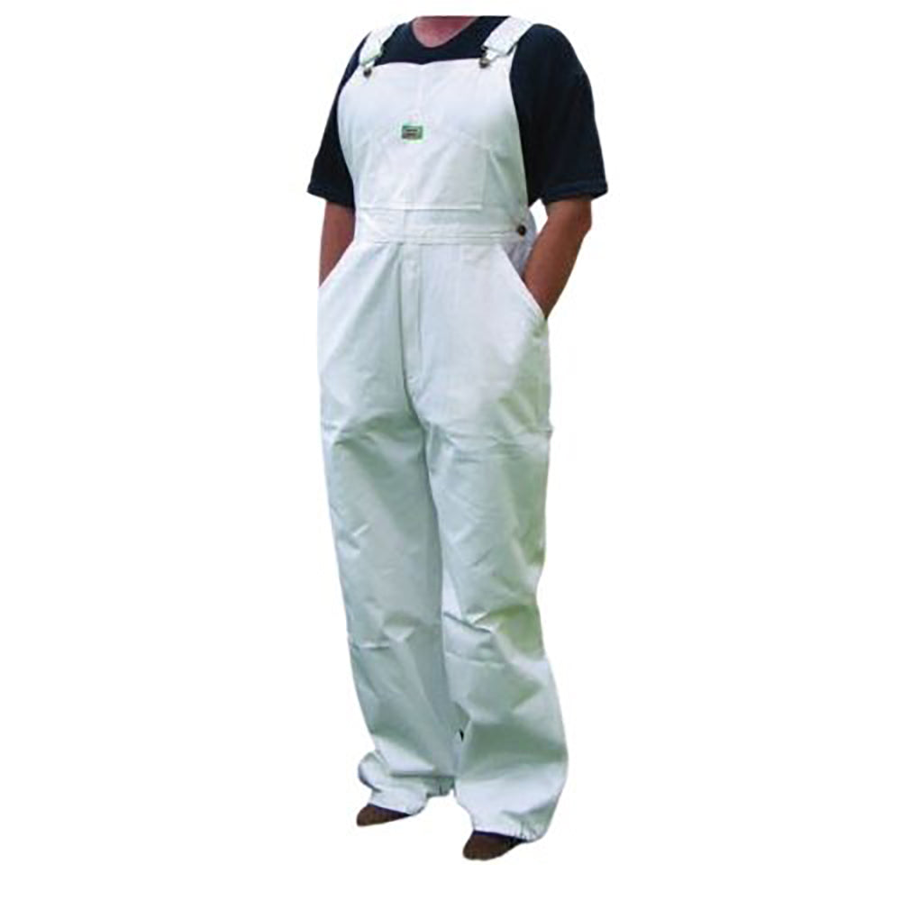 Dynamic Protective Wear Cotton Overall Small 28/30, available at Harris Paints and BH Paints in the Caribbean.