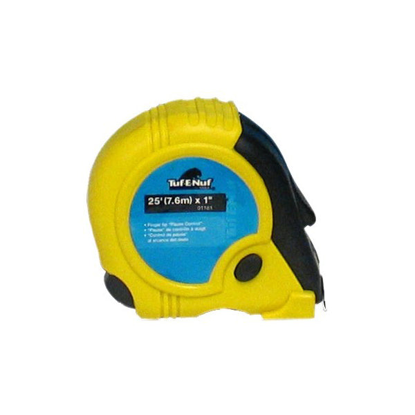 Tuf E-Nuf Measuring Tape, available at Harris Paints and BH Paints in the Caribbean.