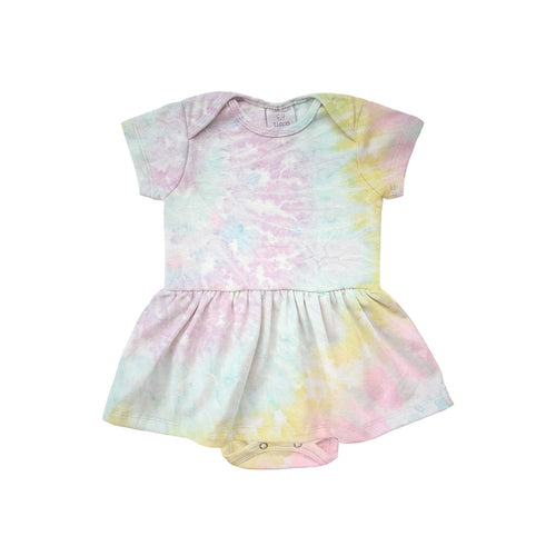 Tie Dye Cotton Candy [Organics] - Body Ballet manga curta