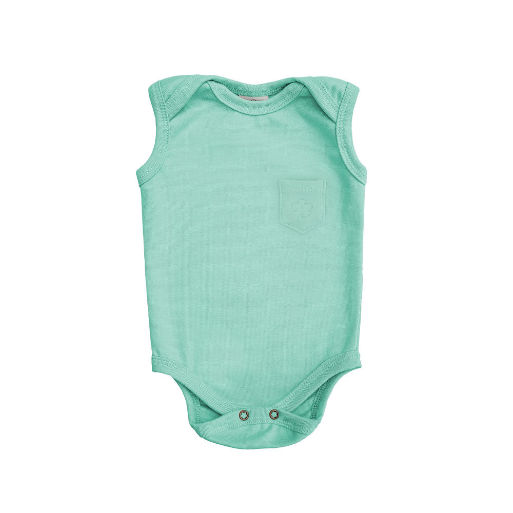 Body 24-7 regata [Organics] - Verde Peppermint - babytisco