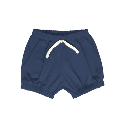 Short tapa-fraldas Fluffy [Basics] - Azul Navy - babytisco