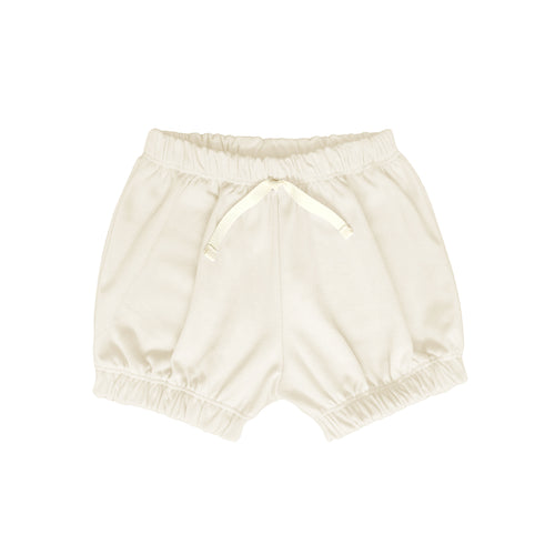 Short tapa-fraldas Fluffy [Organics] - Branco Off - babytisco
