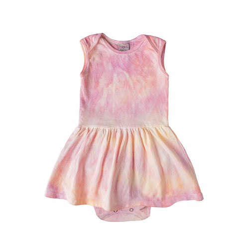 Tie Dye Girly [Organics] - Body Ballet regata