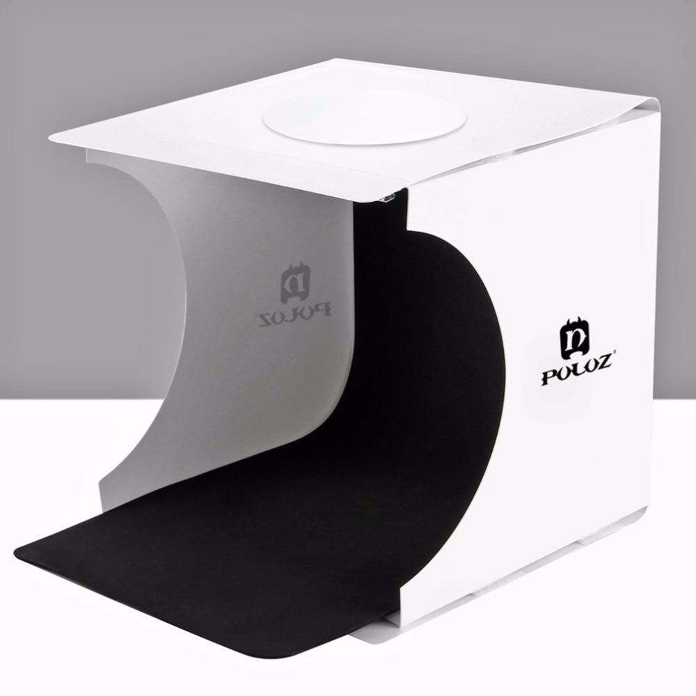 "8""Mini Foldable Photography Light Box"