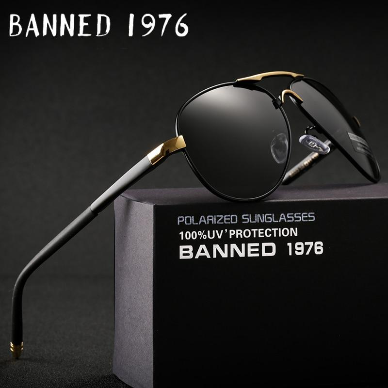 Banned 1976 Aviator Sunglasses
