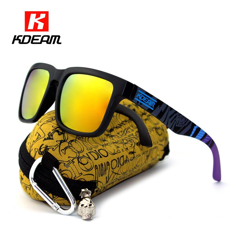 Polarized Sport Sunglasses UV400 By KDEAM