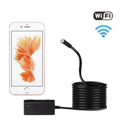 Smartphone Endoscope/Borescope Inspection Camera for iPhone & Android