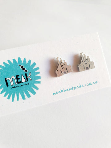 Magic Castle Studs - Meak Handmade