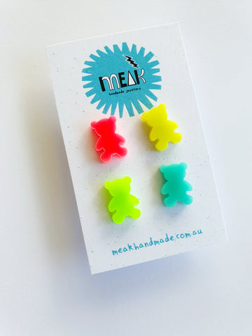 Gummi Bears Mixed Pack Studs