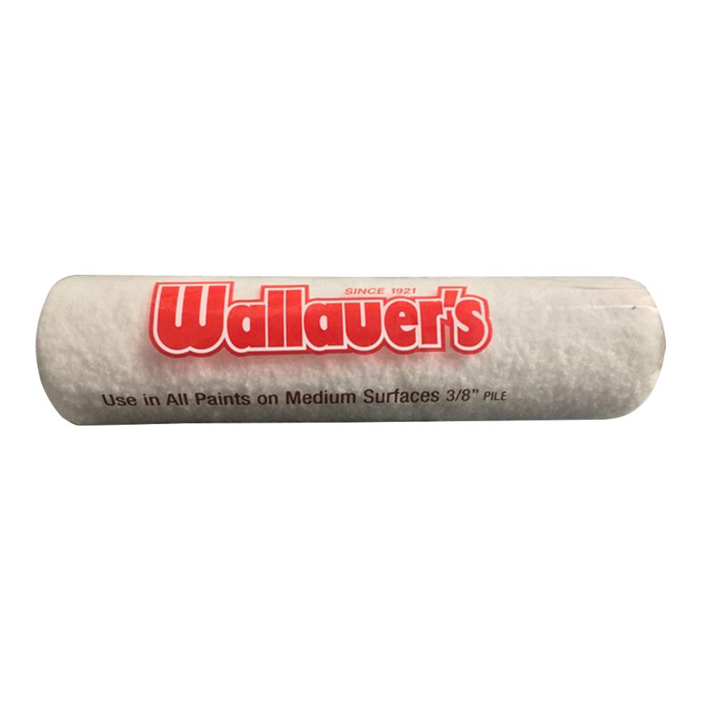 "Wallauer's 9"" x 3/8"" paint roller cover,  available at Wallauer Paint Centers in Westchester, Putnam, and Rockland Counties in New York."