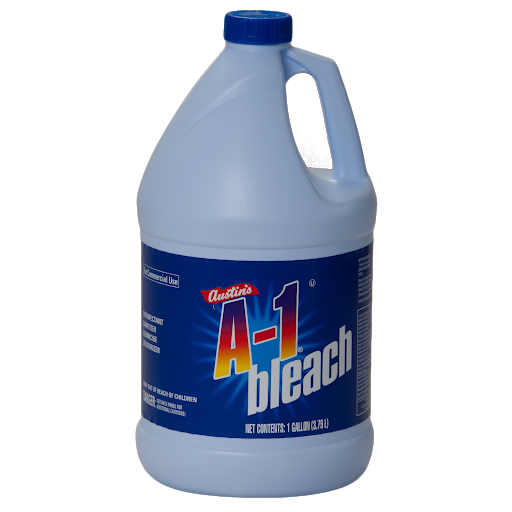 A1 Bleach, available at Wallauer's in NY.