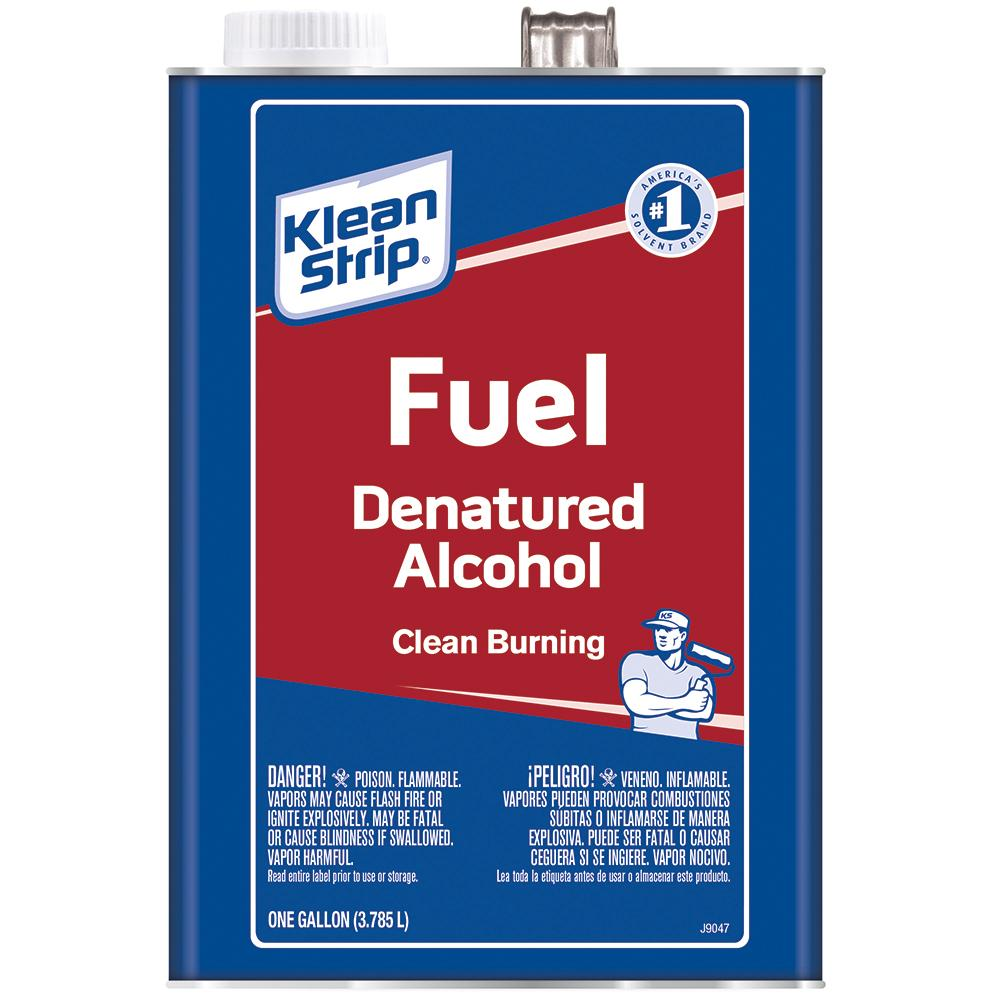 Denatured Alcohol, available at Wallauer's in NY.
