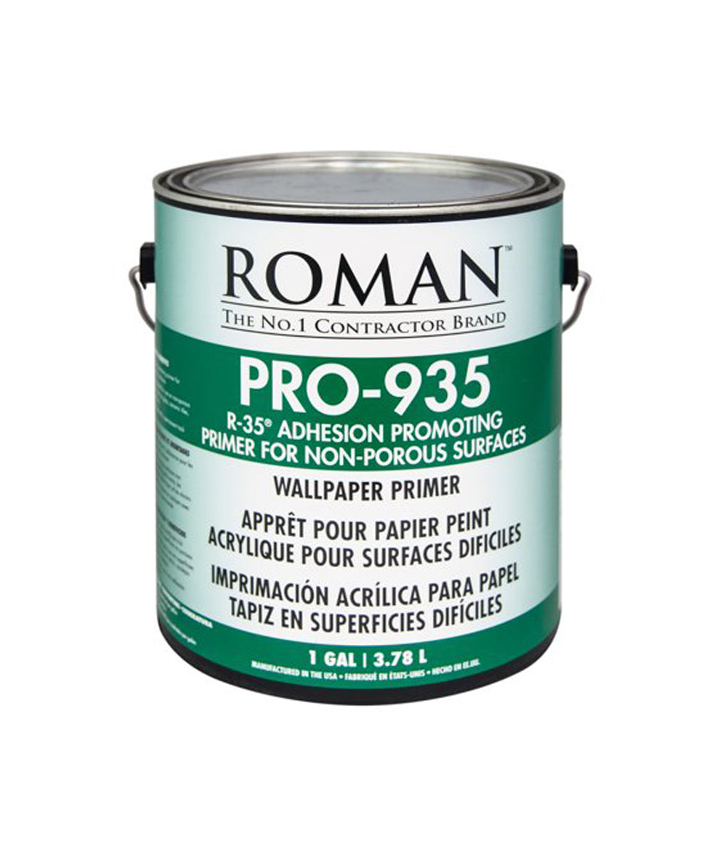 Pro 935 Wallpaper Primer, available at Wallauer's in NY.