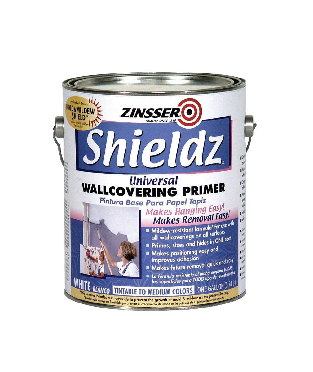 Wallcovering Primer Shieldz, available at Wallauer's in NY.
