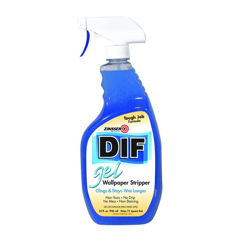 Wallpaper Remover Dif Gel Spray