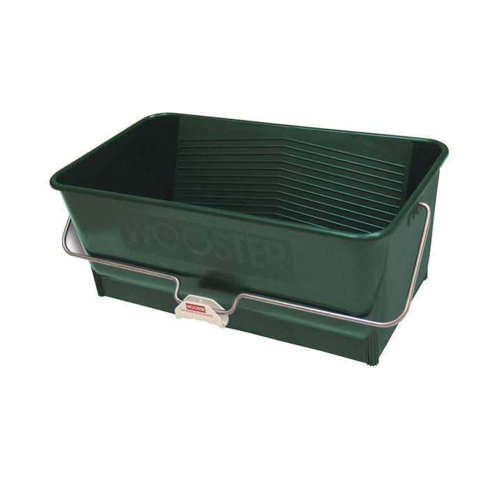 Wide Boy Bucket, available at Wallauer Paint Centers in Westchester, Putnam, and Rockland Counties in New York.