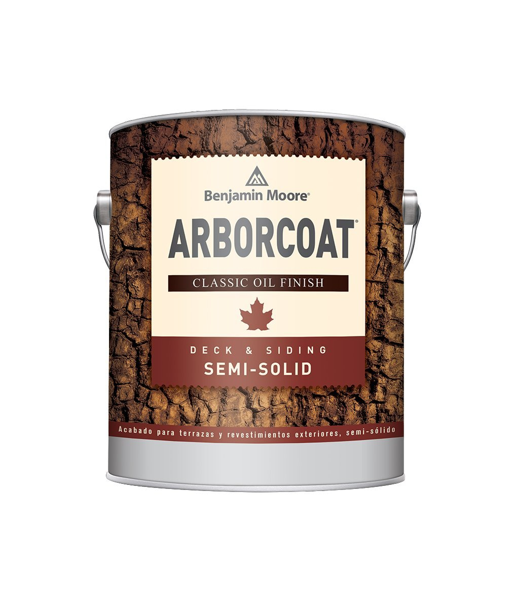 Arborcoat Semi-Solid Classic Oil Finish Wallauer Paint