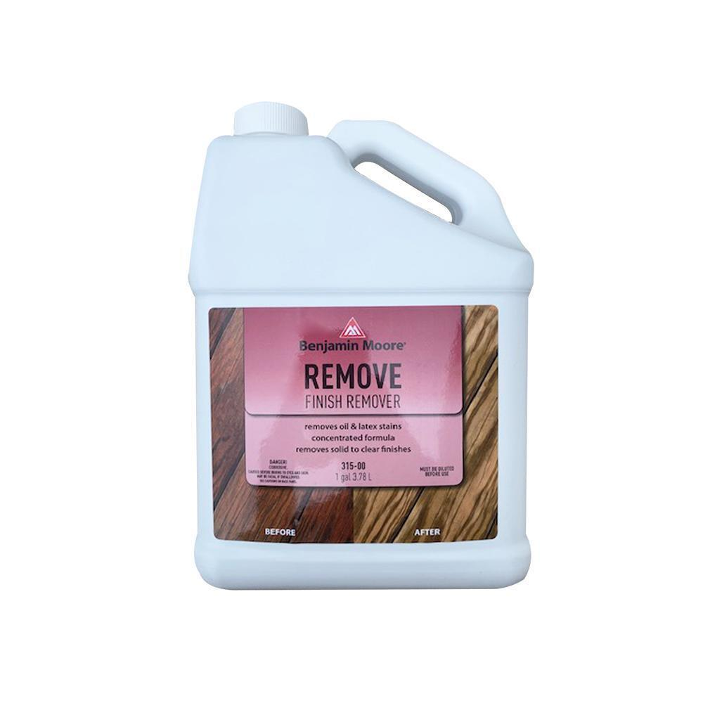 Exterior Stain Finish Remover, available at Wallauer's in NY.