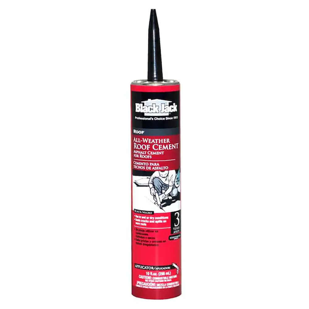 Cement Roof sealant, available at Wallauer's in NY.