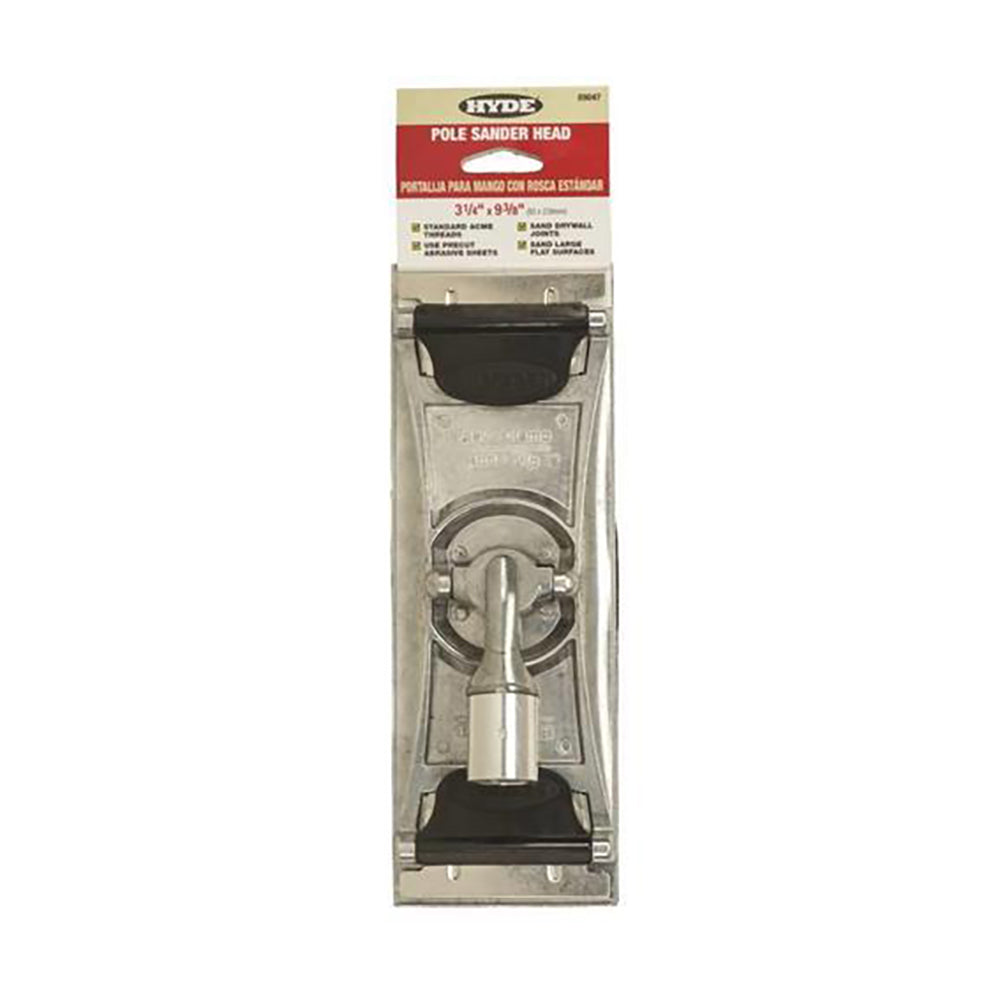 Drywall Pole Sander, available at Wallauer's in NY.