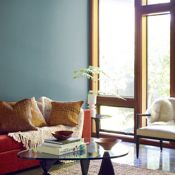 TEAL ESTATE: MEET THE COLOR OF THE YEAR 2021 AEGEAN TEAL