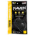 Raven Nitrile Black Gloves, available at Southwestern Paint in Houston, TX.