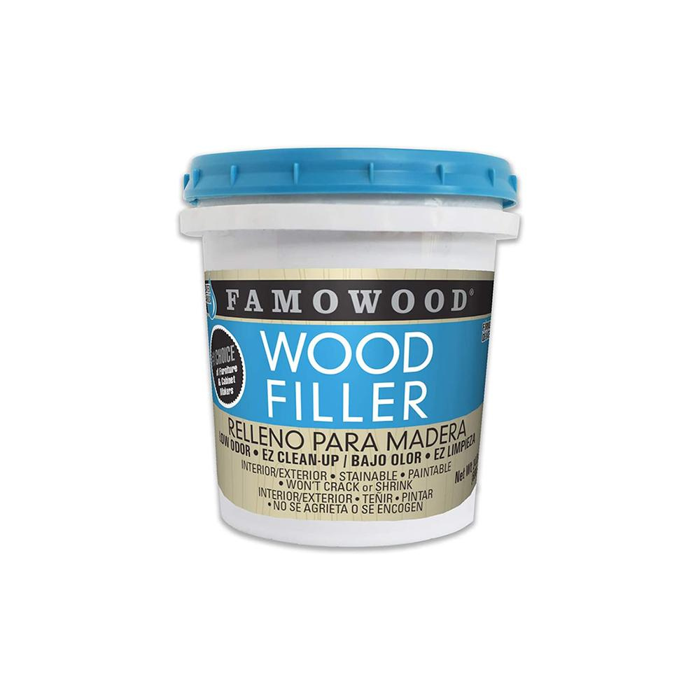 Famowood Water Based Wood Filler int/ext