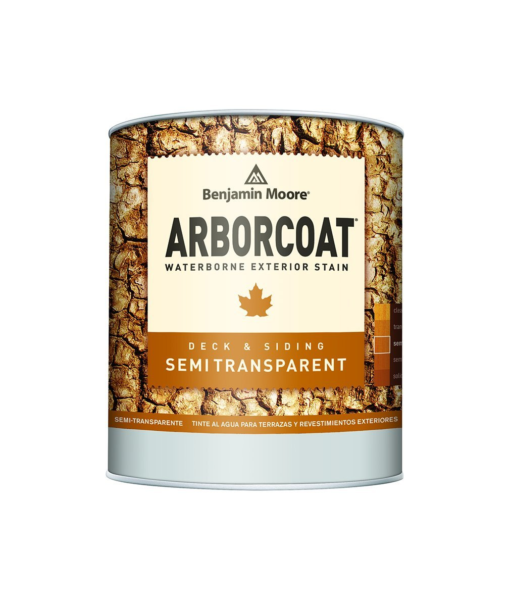 Arborcoat Semi-Transparent Pint