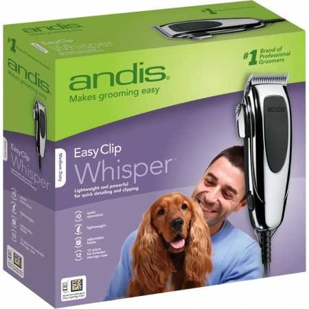 Lifestyle//Miscellaneous Type Andis Easyclip Versa Interchangeable Blade Clipper Kit-Pink Prod