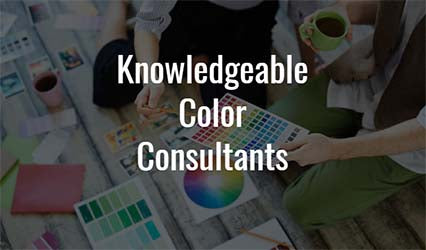 Ricciardi Brothers Inc, Knowledgeable Color Consultants