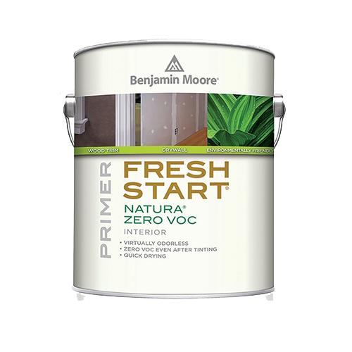 Benjamin Moore Fresh Start Natura Primer at Ricciardi Brothers