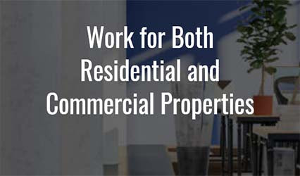 Ricciardi Brothers Inc, Work for Both Residential & Commercial Properties
