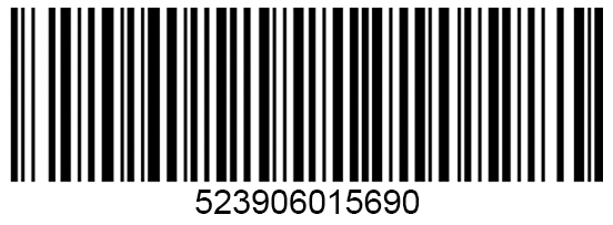 Receive one Benjamin Moore color smple pint by presenting this barcode