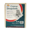Galaxy 4x12 Canvas Drop Cloth 12 oz