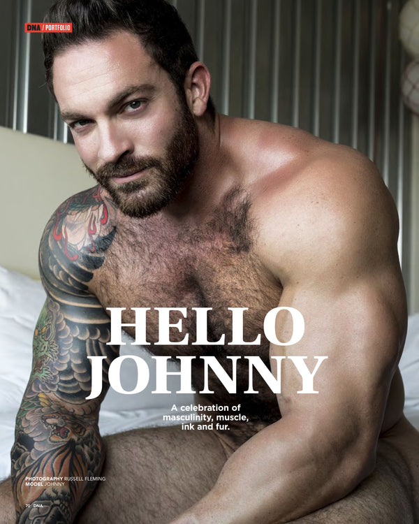 Hello Johnny - DNA Magazine 226