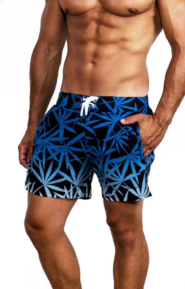 Hermosa Nights - Merced Swimshort