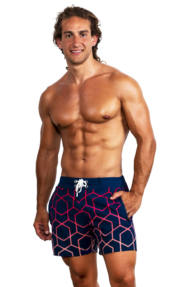 Fire Baskets - Merced Swimshort